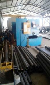 jual tiang listrik besi